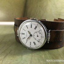 P. Moser Vintage trench officer watch mechanical  and H. Moser...