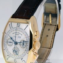 Franck Muller Master Calendar 18k Yellow Gold Chronograph Mens...
