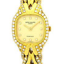 Patek Philippe Lady's 18K Yellow Gold  Tiffany & Co....