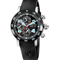 Chronoswiss CH-9043B-DB Timemaster Chronograph Day-date in...