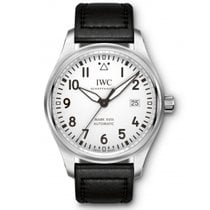IWC Pilots  Mark XVIII Silver Dial Automatic IW327002 Mens WATCH