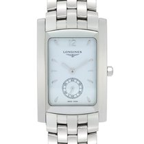 Longines DolceVita Stainless Steel Men's Watch – L5.655.4.16.6