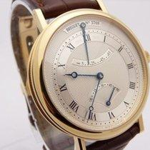 Breguet Classique 5207 Yellow Gold Case Brown Strap 5207BA129V6