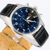 IWC Pilot Chronograph 43MM- FULL SET