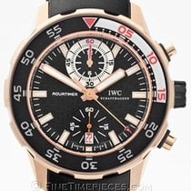 IWC Aquatimer Chronograph FlyBack Rotgold / Roségold IW376903