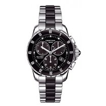 Certina DS First Lady Keramik Chrono Damenuhr C014.217.11.051.01