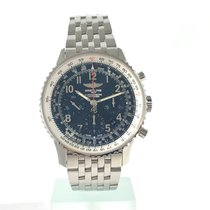 Breitling Navitimer 01 Chronograph Aurora Blue AB0121C4.C920.447A
