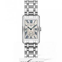 Longines DolceVita Ivory Dial Stainless Steel R