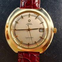 Omega Seamaster 42 mm Vintage Automatik Herren Armbanduhr
