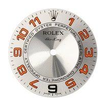 Rolex Air-King 40mm Orange Numerals Original Factory Dial