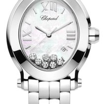 Chopard Happy Sport Oval Quartz 278546-3003
