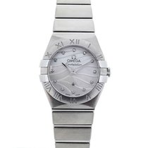 Omega Constellation Quartz 24
