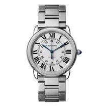 Cartier Ronde Solo  Mens Watch Ref WSRN0012
