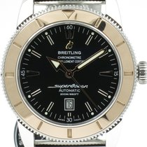 "Breitling ""SuperOcean Heritage 46 Automatic"" 18K pink..."