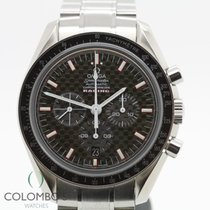 Omega Speedmaster Racing Carbon dial