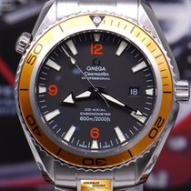 Omega Seamaster Planet Ocean 45.5mm Co-axial Automatic (mint)