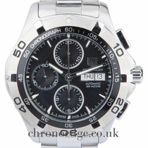 TAG Heuer Aquaracer Automatic Day-Date Chronograph CAF2010.BA0815