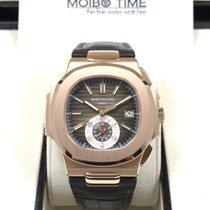 Patek Philippe 5980R 18K Pink Rose Gold Nautilus Chronograph...