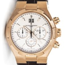Vacheron Constantin Overseas Chronograph 18K Solid Rose Gold
