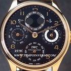 IWC Portuguese rose gold perpetual calendar Full se t502101