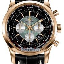 ブライトリング (Breitling) Transocean Chronograph Unitime rb0510u4/bb...