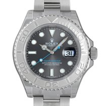 勞力士 (Rolex) Rolex Yacht Master 40mm Dark Rhodium Stainless...