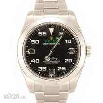 Rolex Air-King ø 40 mm 116900  Stahl unworn Papers 01/2017 LC100