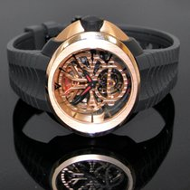 Franc Vila FVi N8 Tourbillon Intrepido SuperLigero Skeleton...