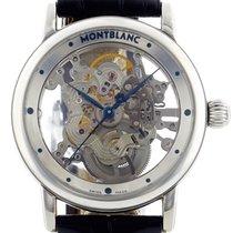 Montblanc Meisterstuck Skeleton Star ref. 79127