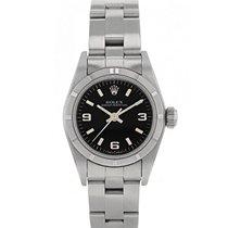 Rolex Oyster Perpetual Datejust Lady en acier Ref : 67230 Vers...