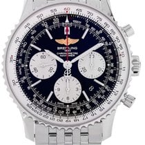 Breitling Navitimer 01 Chronograph Automatic Watch AB012012/BB...