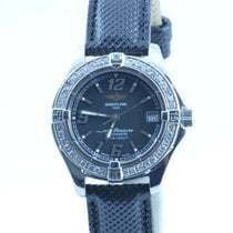 Breitling Colt Oceane Quartz Damen Uhr 32mm + Brillianten  Top...