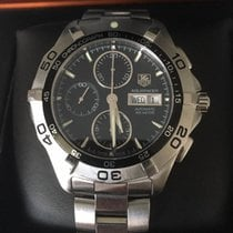 TAG Heuer Aquaracer 300M  Day - Date Chronograph