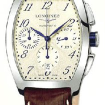 Longines Evidenza 40mm Stainless Steel Men's Watch