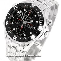 Omega Seamaster Professional Diver Chronograph Chronometer