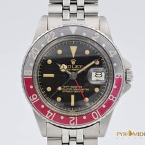 Rolex GMT 1675 cornino  Glossy GILT PCG Small Pointer Jubilee