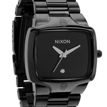 Nixon Player A140-001 All Black Herrenuhr
