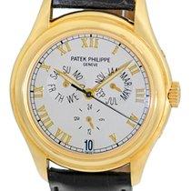 "Patek Philippe Gent's 18K Yellow Gold  Ref# 5035 ""Annu..."