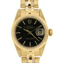 Rolex Datejust Lady 69178 In Yellow Gold 18kt, 26mm