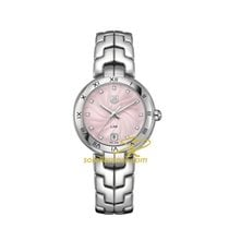 TAG Heuer LINK LADY QUARTZ LUXURY WATCH PINK