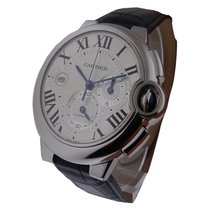 Cartier W6920003 Ballon Bleu de Cartier Chronograph XL - Steel...