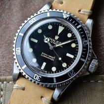"""Rolex Submariner Ref. 5513 """"gloss dial"""" aus dem Jahr 1966"""
