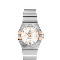Omega 12320272055004 Constellation 27mm Ladies Watch