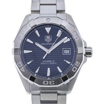 TAG Heuer Aquaracer 41 Automatic Blue Dial Calibre 5