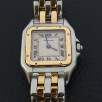 Cartier Panthère Lady 18k yellow gold and steel