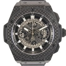 Hublot King Power Unico Carbon 701.QX.0140.RX Full set...