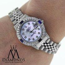 ロレックス (Rolex) Ladies Rolex Datejust 26mm Jubilee Bracelet ...