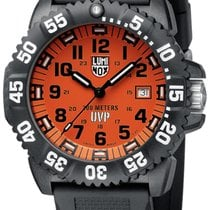 Luminox Scott Cassell Faststrap 3059.Set.Boxed