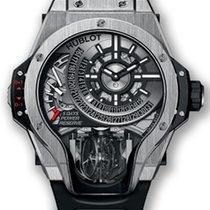 Hublot MP-09 Tourbillon Bi-Axis Titanium Men's Watch
