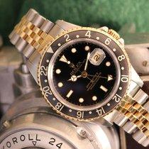 ロレックス (Rolex) 16713 GMT Master II – 1990 – Full Set